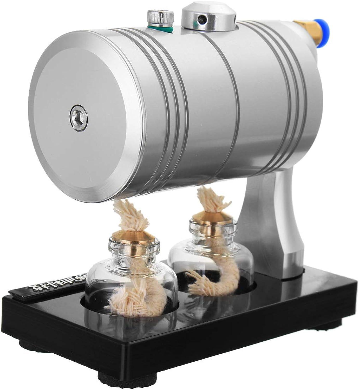 Entrega rápida y envío gratis en todos los pedidos. MYAMIA Aire Caliente Stirling Motor Generador De De De Vapor Motor De Motores Modelo De Juguete Educativo  costo real