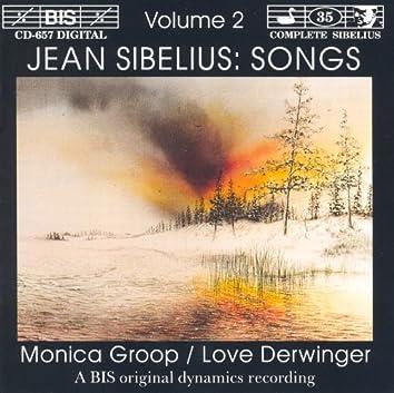 Sibelius: Songs, Vol. 2