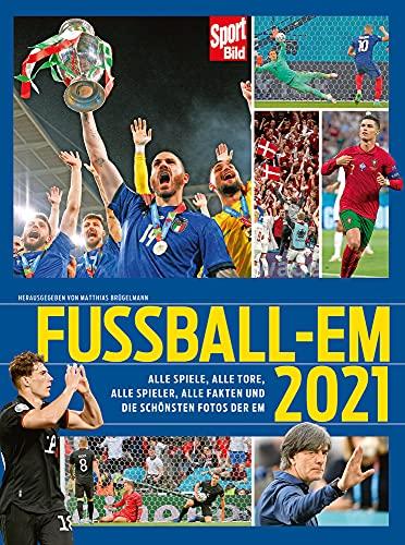 Fußball-EM 2021: Alle Spiele, alle Tore, alle Spieler, alle Fakten und die schönsten Fotos der EM