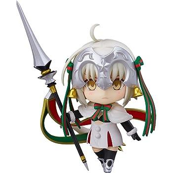 ねんどろいど Fate/Grand Order ランサー/ジャンヌ・ダルク・オルタ・サンタ・リリィ ノンスケール ABS&PVC製 塗装済み可動フィギュア