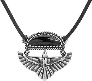 navajo eagle necklace