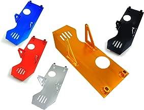Skid Plate Skidplate for Honda XR50 CRF50 Z50 XR CRF 50 50cc 70cc 110cc 125cc Dirt Pit Bike (Red)