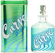 Curve Wave  for Men Cologne Spray, 4.2 Fl. Oz.