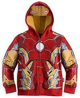 iron man hooded jacket
