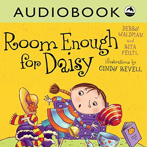 Room Enough for Daisy audiobook cover art