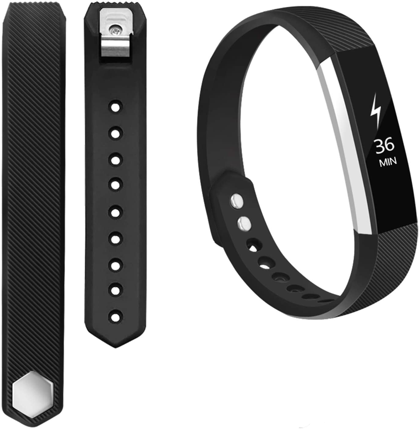 POY In a Branded goods popularity Compatible Bands Replacement HR Alta Fitbit for