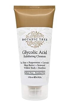 Botanic Tree Glycolic Acid Face Wash