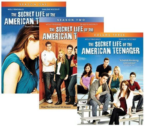 The Secret Life of the American Teenager: Volumes 1-3