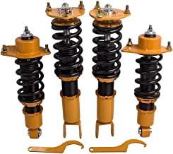 Coilovers Kit with Adjustable Height for Mazda RX-8 2004-2011 Struts Coil Over Shocks