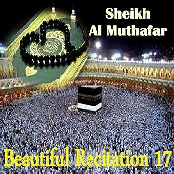 Beautiful Recitation 17 (Quran)