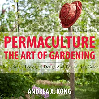 The Art of Gardening audiobook cover art