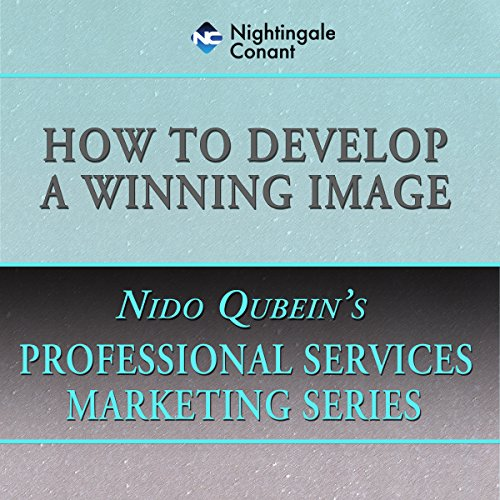 How to Develop a Winning Image  By  cover art