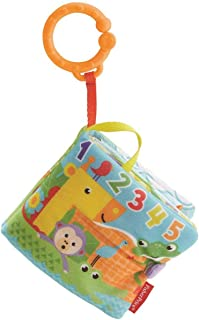 Fisher-Price-FGJ40 Libro activity bebé, juguetes educativos