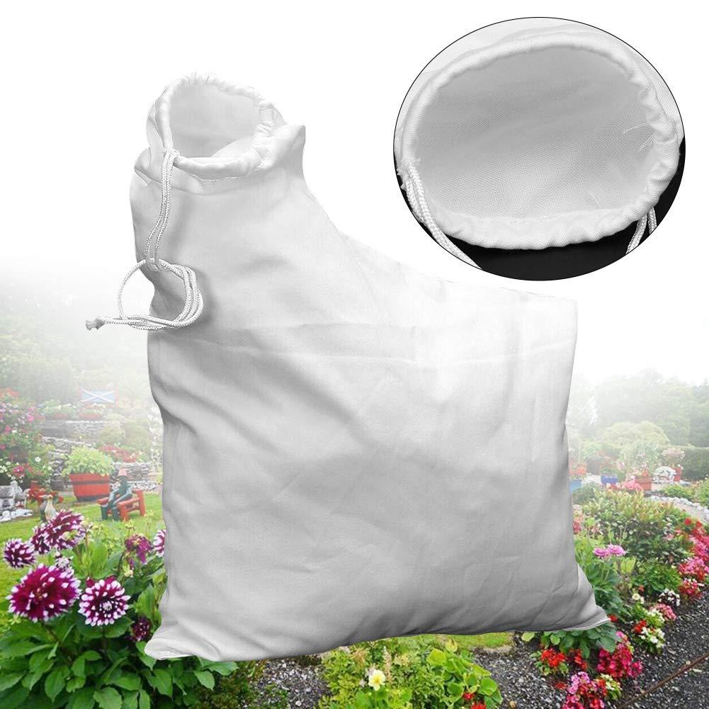 MCLseller - Bolsa para aspiradora soplador de Hojas para 2595, Bolsa de Vaciado Inferior de los residuos del Ventilador: Amazon.es: Deportes y aire libre