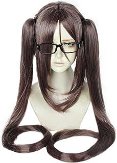 耐熱コスプレウィッグ 二番目の城 虞美人 ぐびじん パーティー 変装 カツラ wig +おまけ2点