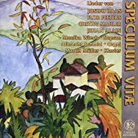 Speculum Vitae at Midnight Fol by Peeters & Mahler & Whitlock Wi (2000-11-01)