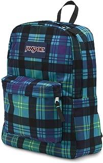 Classic SuperBreak Backpack (Mammoth Blue Preston Plaid)