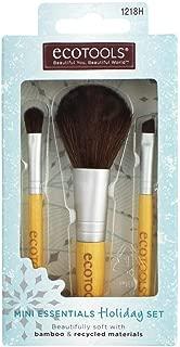 EcoTools, Mini Essentials Set, 3 Brushes