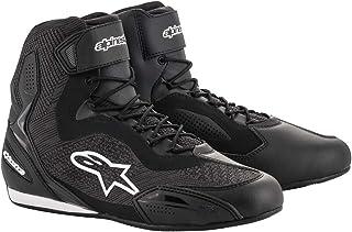 Alpinestars Men's Faster-3 Ride Knit Road Riding Shoes 12.5 10-black