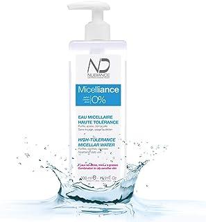 comprar comparacion NUBIANCE - Agua Micelar Purificante, Express 3 en 1, Alta Tolerancia, Gran Formato 500ml Miceliancia 0%. Piel Sensible, Mi...