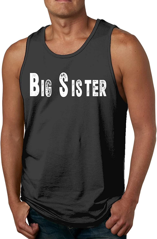 Big Sister Mens sale Wholesale Slimming Compression Casu Muscle Tank Sleeveless