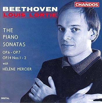 Beethoven: Piano Sonatas Nos. 4, 9 and 10 / Sonata in D Major for Piano Duet