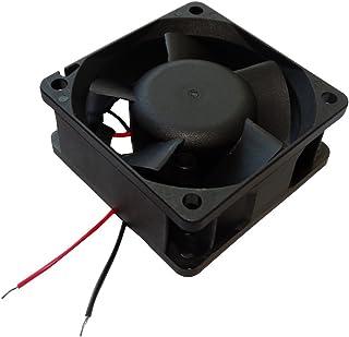 AERZETIX: Ventilador para Caja de Ordenador 48V 60x60x25mm 61,16m3/h 44dBA 6900rpm 4.3W 0.09A con Bolas C17655