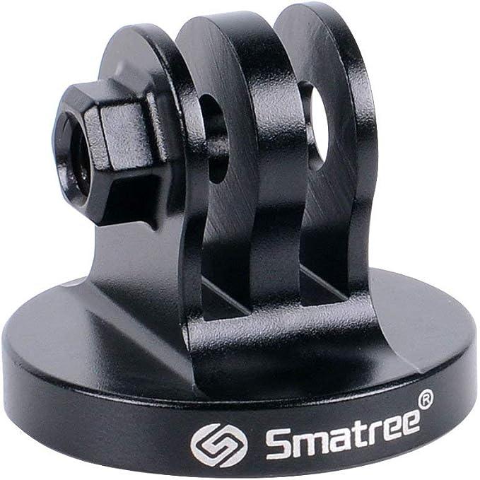 1072 opinioni per Smatree- Adattatore per treppiede in alluminio per GoPro Session, GoPro Hero