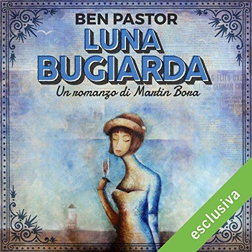 Luna bugiarda audiobook cover art