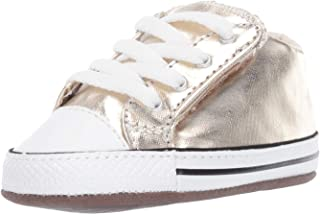 Converse Kids' Chuck Taylor All Star Cribster Metallic Easy Slip-on Baby Sneaker