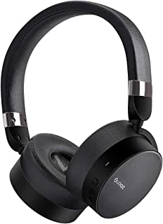 Active Noise Cancelling Bluetooth Headphones with Microphone,Over Ear Wireless Headphone Hi-Fi Deep Bass,Comfortable Protein Ear pads,90° Rotatable Stereo ANC Headset, 20H Playtime [24M Warranty]