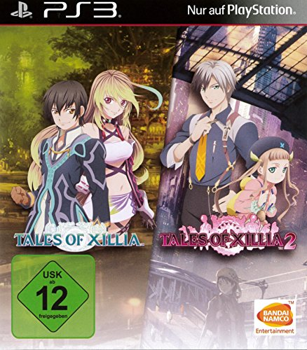 Tales of Xillia 1+2 [Playstation 3]