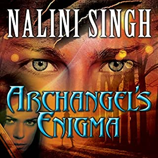 Archangel's Enigma audiobook cover art