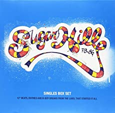 The Sugar Hill Singles Box Set / Various