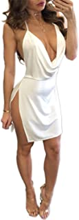 coloing Women's Strappy Summer Beach Casual Midi Dress Sexy Party Dress