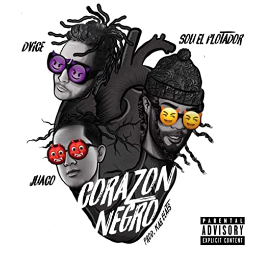 Corazon Negro [Explicit]