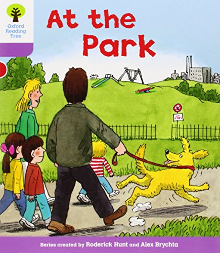 Oxford Reading Tree: Level 1+: Patterned Stories: At the Parkの詳細を見る