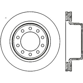 Centric Parts 121.35030 C-Tek Standard Brake Rotor