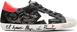 Golden Goose Mode De Luxe Femme GWF00102F00028690176 Noir Cuir Baskets | Saison Permanent