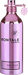 Roses Musk by Montale for Women - Eau de Parfum, 100ml
