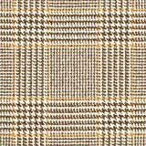 Mantelstoff Wollmischung Glencheck – sand — Meterware