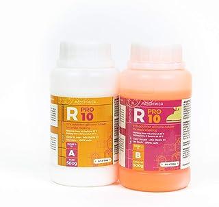 Caoutchouc de silicone liquide pour moulage R PRO 10 de haute qualité, 100% sûr, NON toxique, avec catalyseur au platine, ...