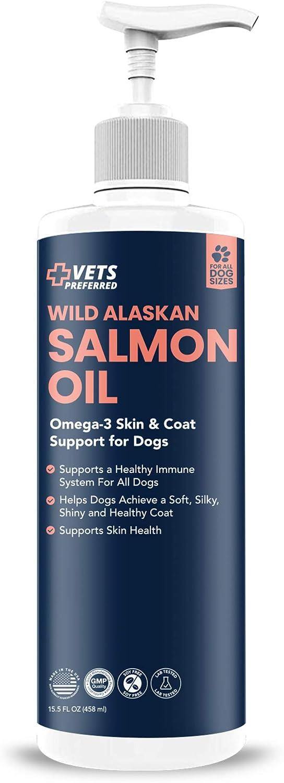 Vets Preferred Salmon Oil