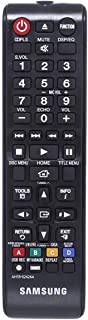 Samsung LED/LCD TV Remote control, Black