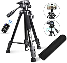 "Torjim 60"" Camera Tripod with Carry Bag, Lightweight..."