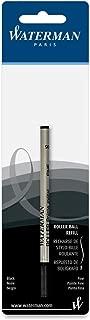 Waterman Fine Roller Pen Refill - Black