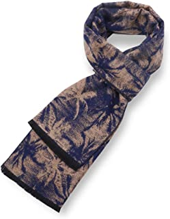 Men's Winter Warm Cashmere Scarf,Fashion Lightweight and Soft Scarves