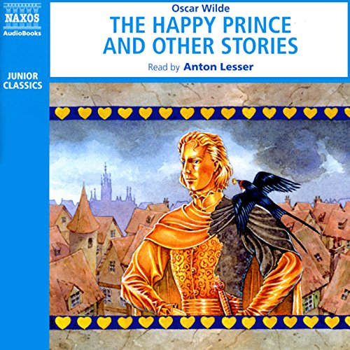 The Happy Prince and Other Stories (Unabridged Selections) audiobook cover art