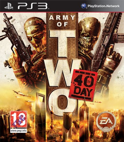 [Import Anglais]Army of Two The 40th Day Game PS3