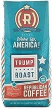 Trump Roast Coffee | Republican Coffee| Fair Trade | Ground Coffee | 12oz